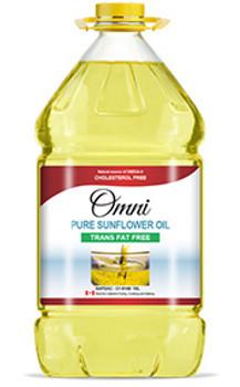 Omni Sunflower Oil 5 Ltrs