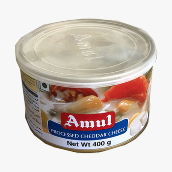 Amul Cheese Can 400gm