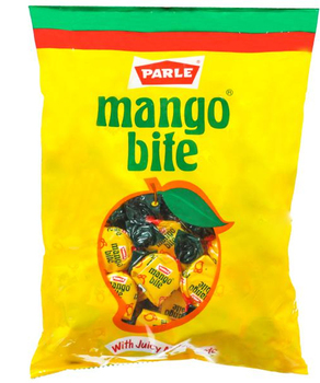 Mango Bite Candy 100gm