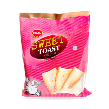 Pran Sweet Toast 350gm