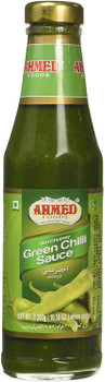 Ahmed Green Chilli  Sauce 300gm(small)