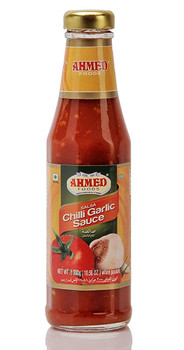 Ahmed Chilli Garlic Sauce 300gm(small)