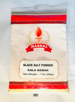 Mashal Black Salt Powder 7oz