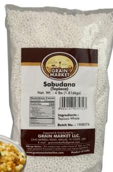 Grain Market Sabudana - 2lb