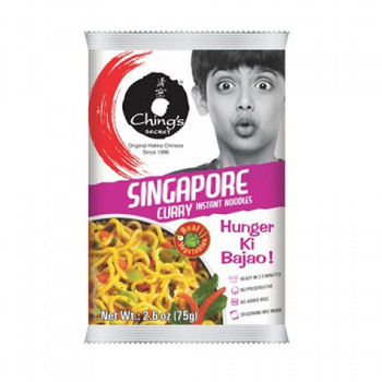 Chings Singapore Curry Noodles - 240g