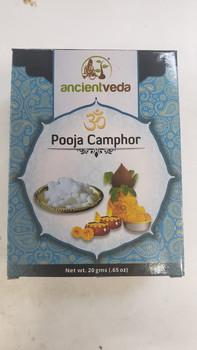 Ancient Veda Camphor - 20g