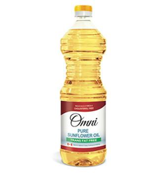 Omni Sunflower Oil 1 Ltr
