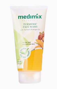 Medimix Turmeric & Argan Facewash - 150ml