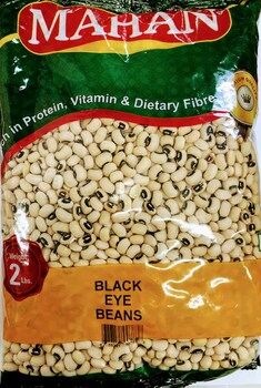 Mahan Black Eye Beans 2lb