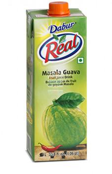 Dabur Real Masala Guava Nectar 1ltr