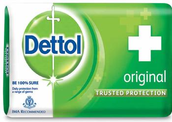 Dettol Original Soap (Green) 75gm