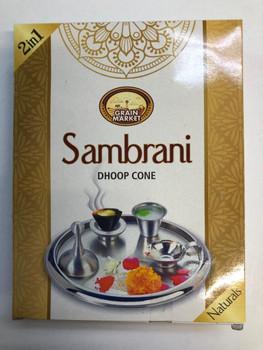Grain Market Sambrani Dhoop 12