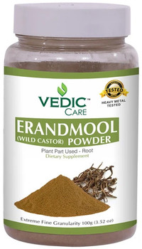 Vedic Erandmool Powder 100gm