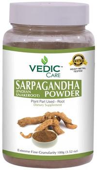 Vedic Sarpgandha Powder 100g