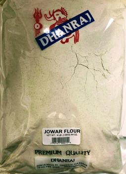 Dhanraj Jowar Flour - 4lb