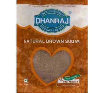 Dhanraj Brown Indian Sugar  2lb