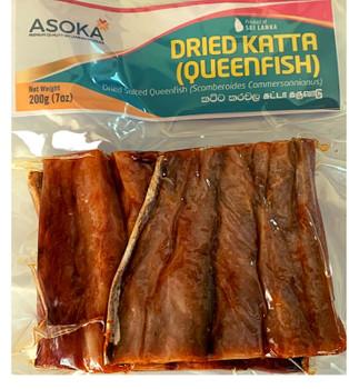 Asoka Dry Katta(Queen Fish) Fish 200 Gms
