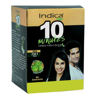 Indica 10 Minutes Powder Hair Color
