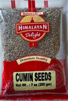 Himalayan Delight Cumin Seeds 200 Gms