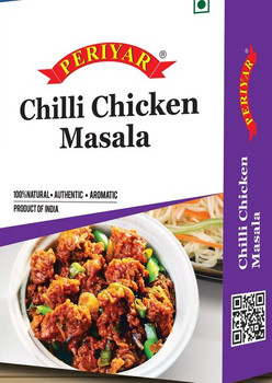 PERIYAR CHILLI CHICKEN MASALA 75GMS
