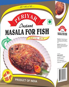 Periyar Instant Masala for Fish 200gm