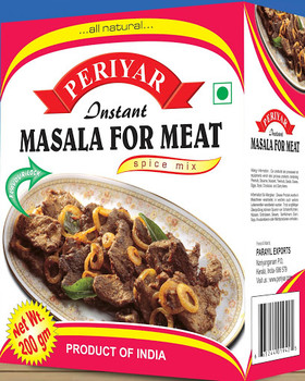 Periyar Instant Masala for Meat 200gm