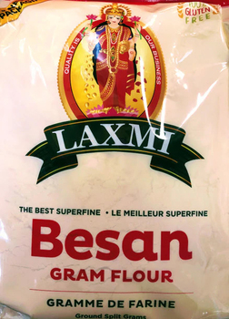 Laxmi Freshly Milled Besan - 4lb