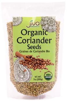 Jiva Organic Corriander Seeds 200 Gms