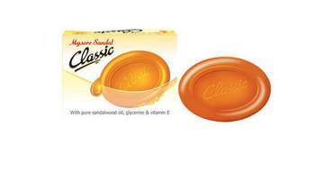 Mysore Sandal Soap Classic 125 Gms