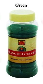 Rangoli Colour Green(65161)
