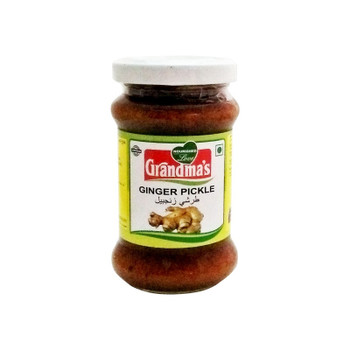 Grandmas Ginger Pickle - 400 gms