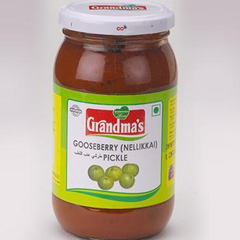 Grandmas Gooseberry Pickle - 400 gms