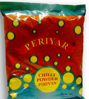 Periyar Chilli Powder Piriyan 400gm