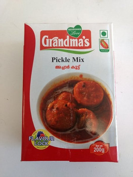Grandmas Pickle Powder 200gm