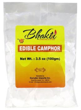 Bhakti Edible Camphor 100Gms