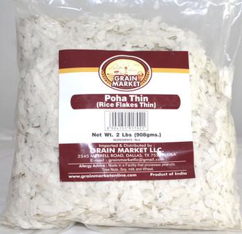 Grain Market Poha Thin 2lb