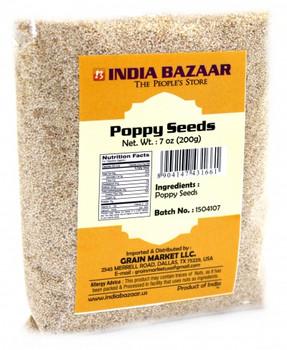 Grain Market Poppy Seeds 200gm