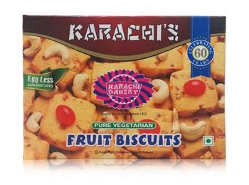 Karachi Fruit Biscuit 400 gm