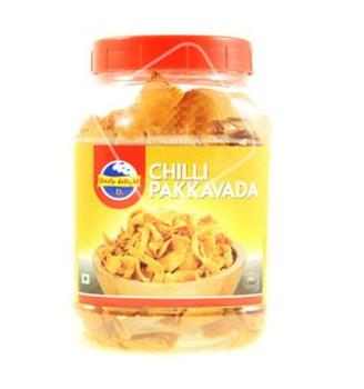 Delious Delights Chili Pakkavada 200 gm