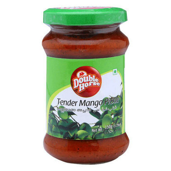 Double Horse Tender Mango Pickle -  400 g