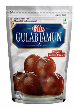 Gits Gulab Jamun - 1kg