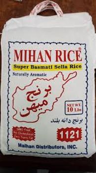 Mihan Basmati Rice 10lb
