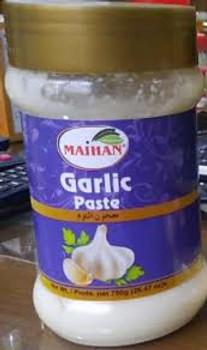 Maihan  Garlic Paste 750gm