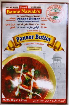 Ustad's Paneer Butter Masala - 36g