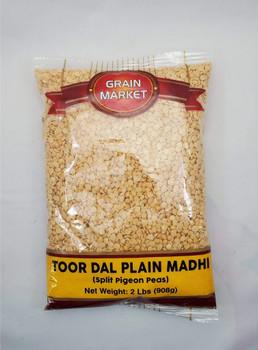 Grain Market Toor Dal Plain 2lb