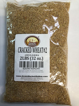 Grain Market Cracked Wheat 2lb
