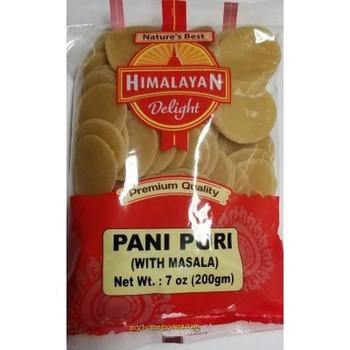Himalayan Delight Panipuri 400 Gms