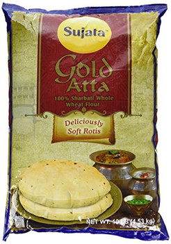 Sujata Gold Atta - 4lb