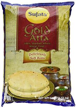 Sujata Gold Atta - 10lb