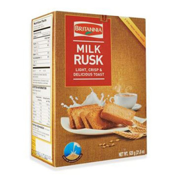 Brit. Milk Rusk 560gm